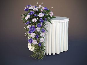 decorative bouquet max