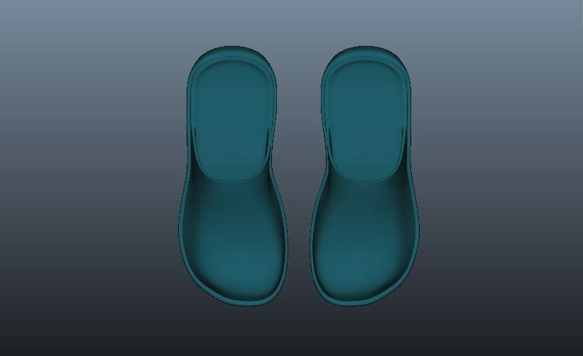 maya slippers