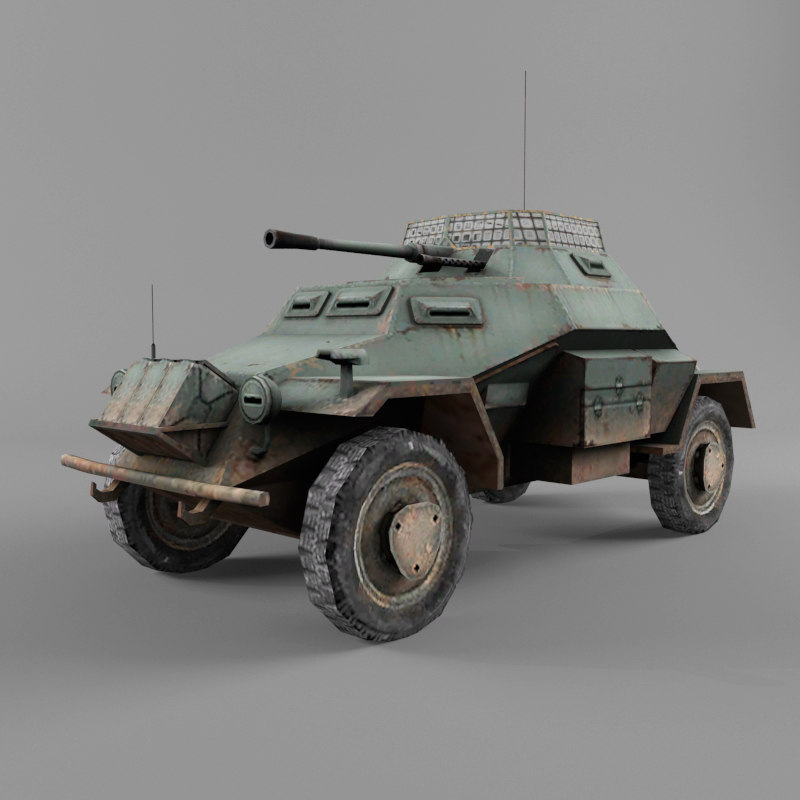 3d ww2 german