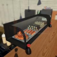 sushi bar 3ds