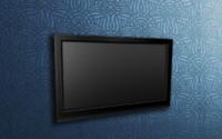Wall TVset