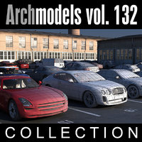 3ds max archmodels vol 132 cars