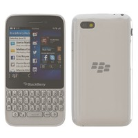 3d blackberry q5 white model