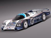 car sport 1984 porsche 3ds