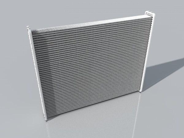 3ds max internal radiator