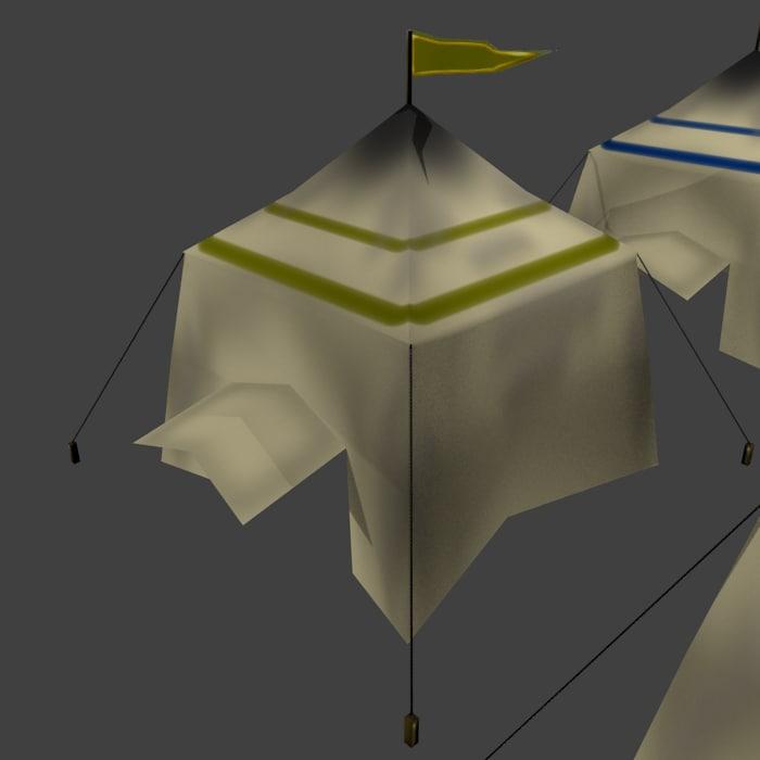 3d tents teams