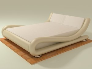 max double bed