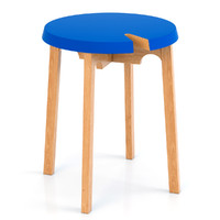 3d model boconcept stool