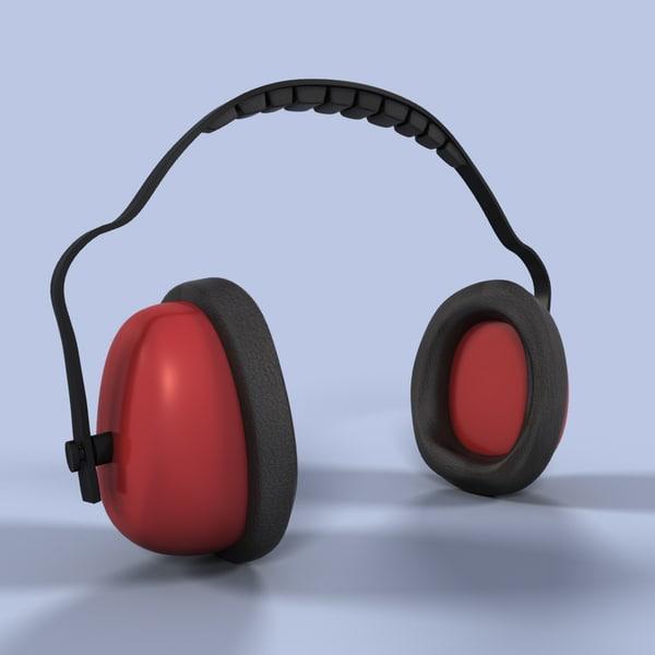 ear plugs obj