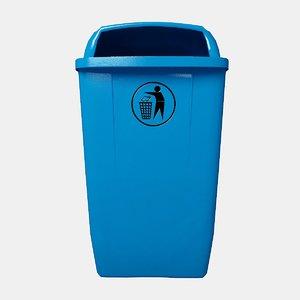 dustbin 06 3d 3ds