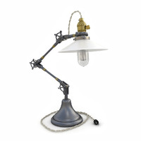 retro industrial lamp subway max