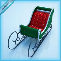 max santa sleigh