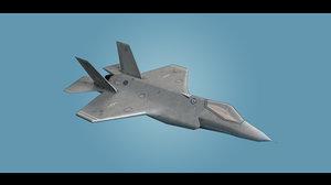 3ds f-35 jet fighter
