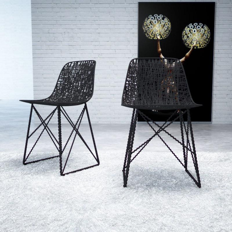 carbon chair max