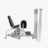 equipment fitness 3d model