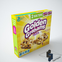 golden grahams treats 3ds