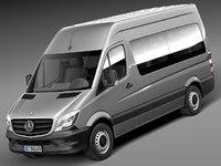 Mercedes-Benz Sprinter Passenger Van 2014