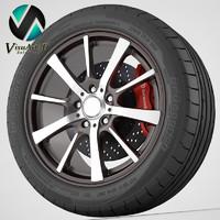 3d wheel nitro y3120