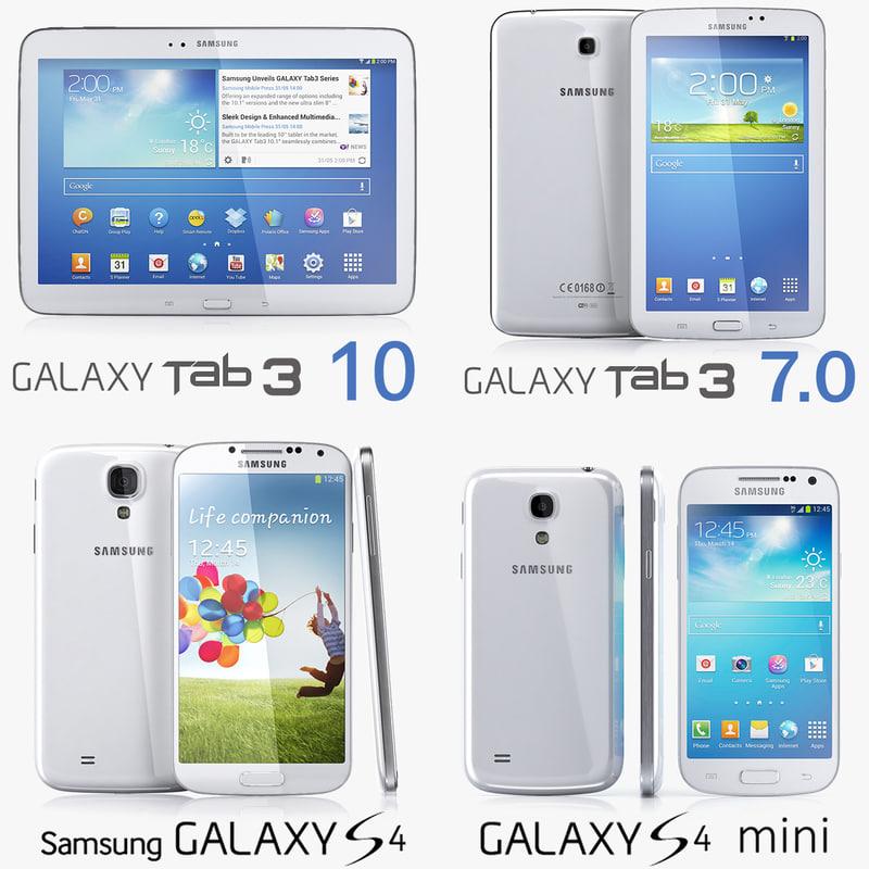 3d samsung galaxy 3 s
