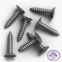 3d model screws b