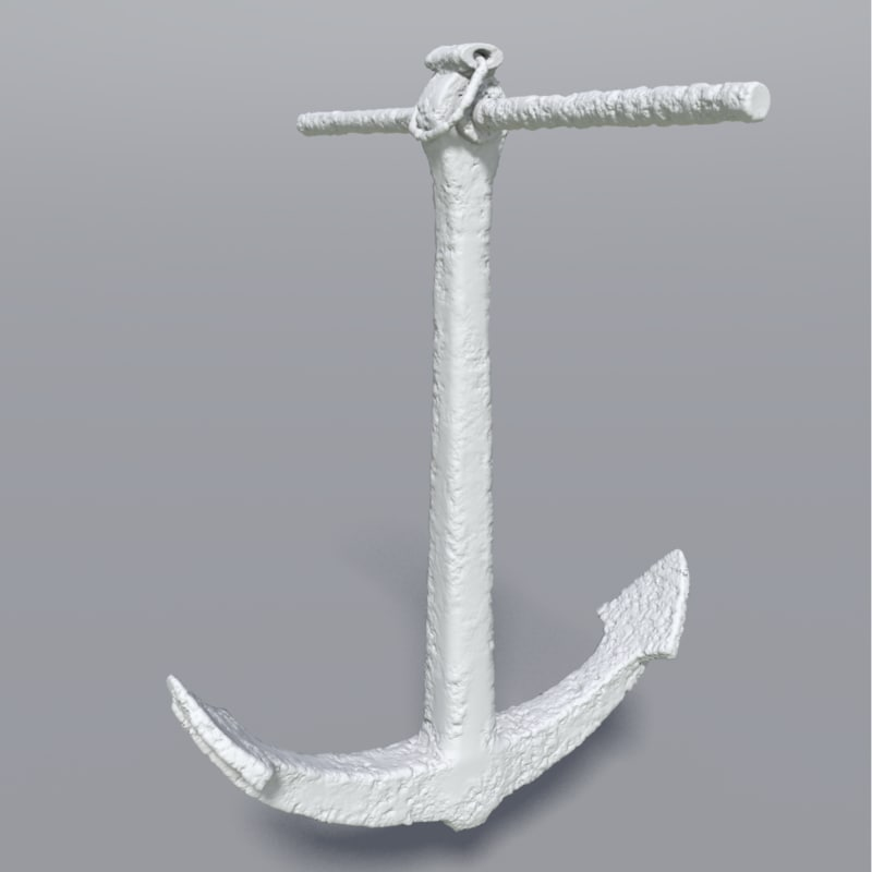 anchor obj