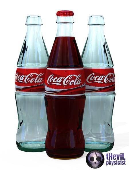 max coca cola bottle