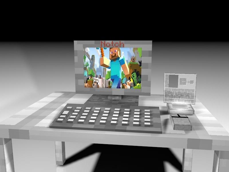 3ds minecraft computer