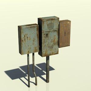 3d box electric