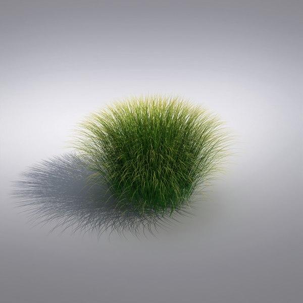 3ds max ornamental grass