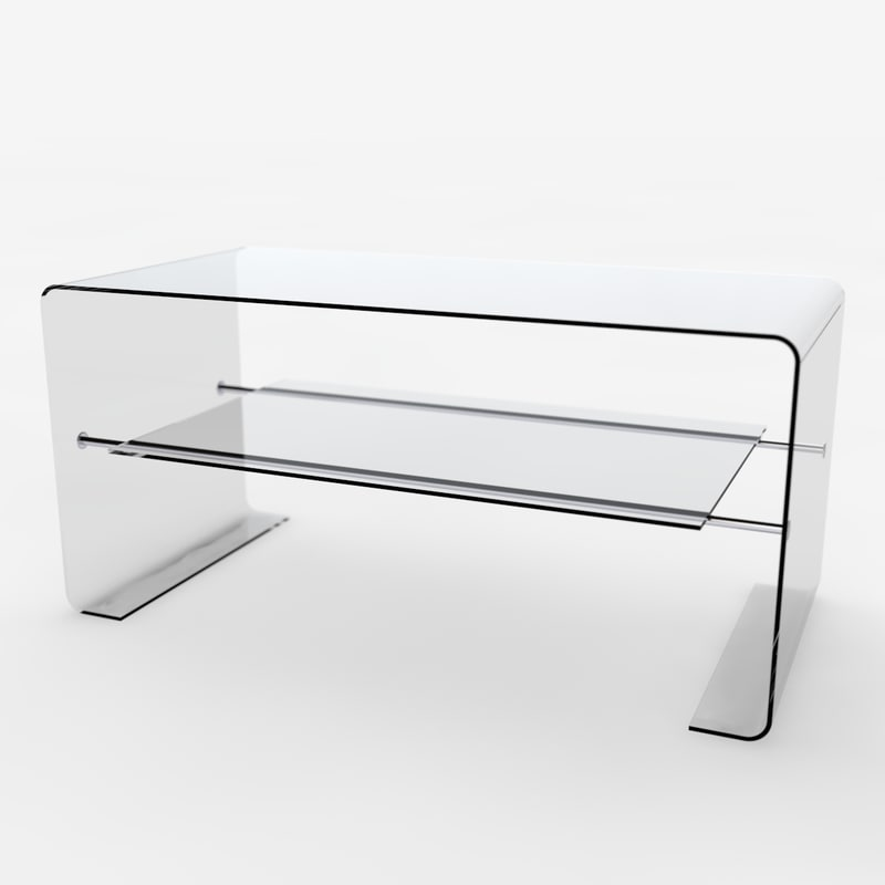 3d tv table modern