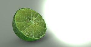 x half lemon