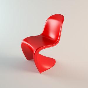 1960 panton chair max