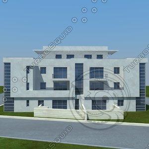 3d max buildings 3