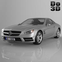 Mercedes Benz SL Class 2013