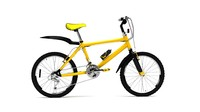3d max albeik bicycle- -