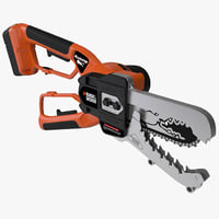 alligator lopper saw black 3ds