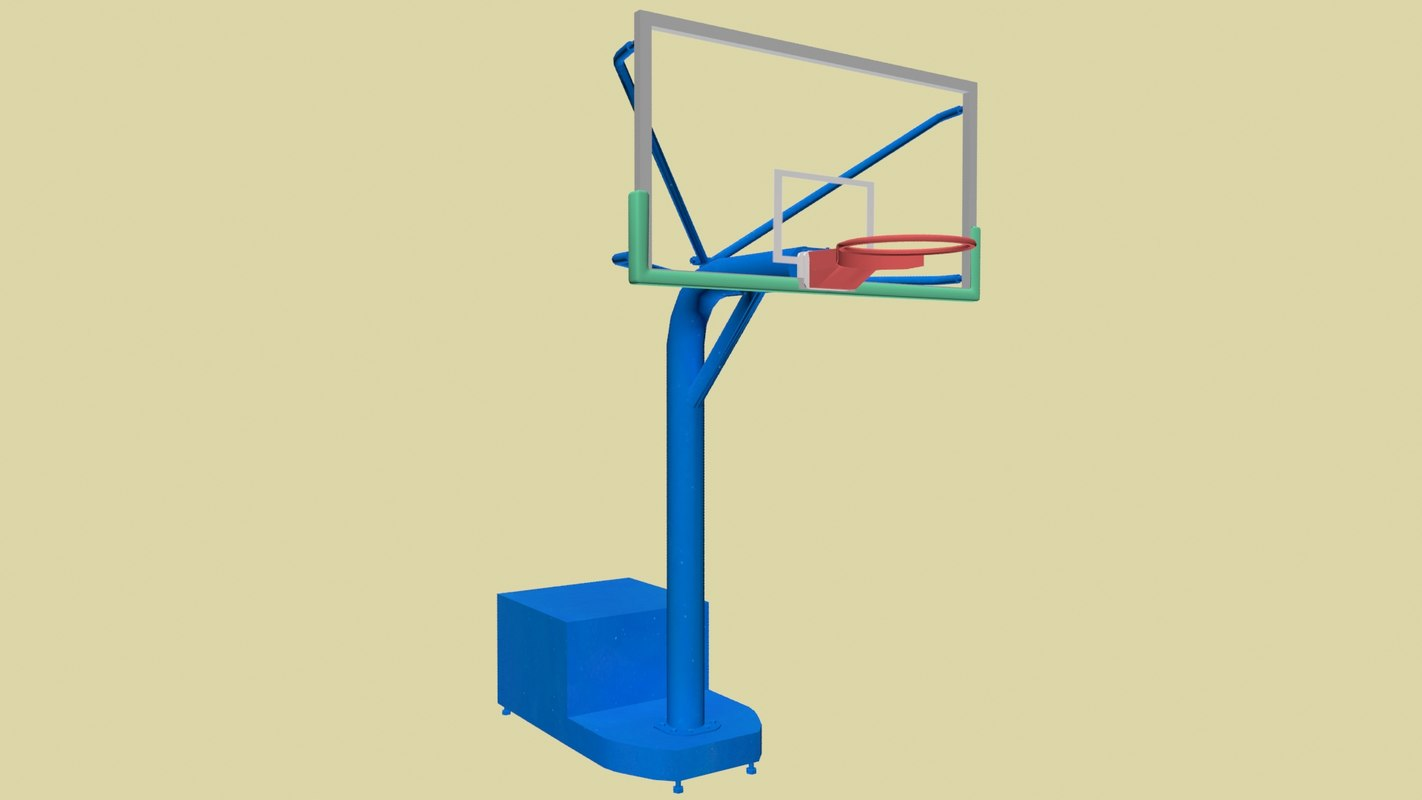 max simple basketball goal