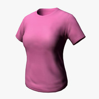 Pink Female T-Shirt