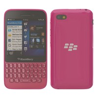 blackberry q5 pink 3d model