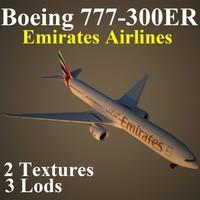 B77W UAE
