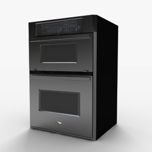 rmc305pvs oven 3d 3ds