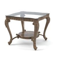 schnadig regency table 3ds