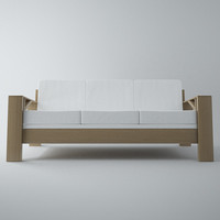 sofa carpenter c4d