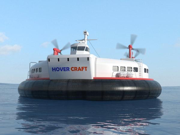 max sr n4 hovercraft bhc