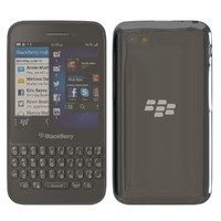 3d model blackberry q5 black