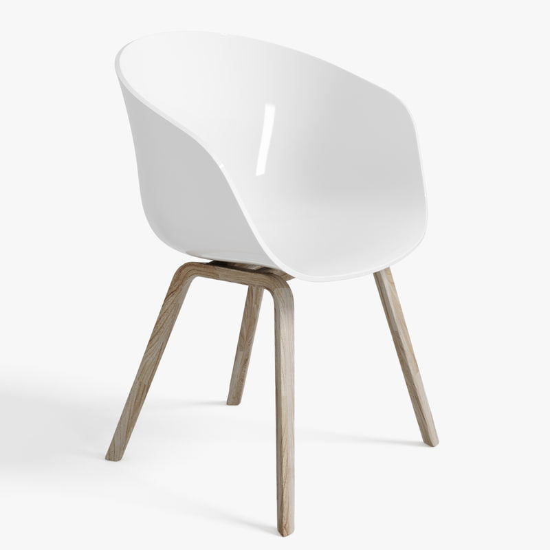 hay chair 3d model