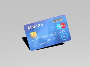 3ds max maestro card