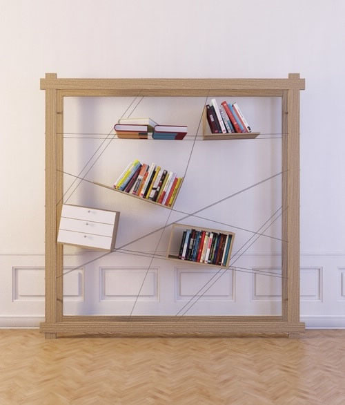 max bookcase 31 books