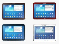Samsung Galaxy Tab 3 10.1 P5200 All Colors