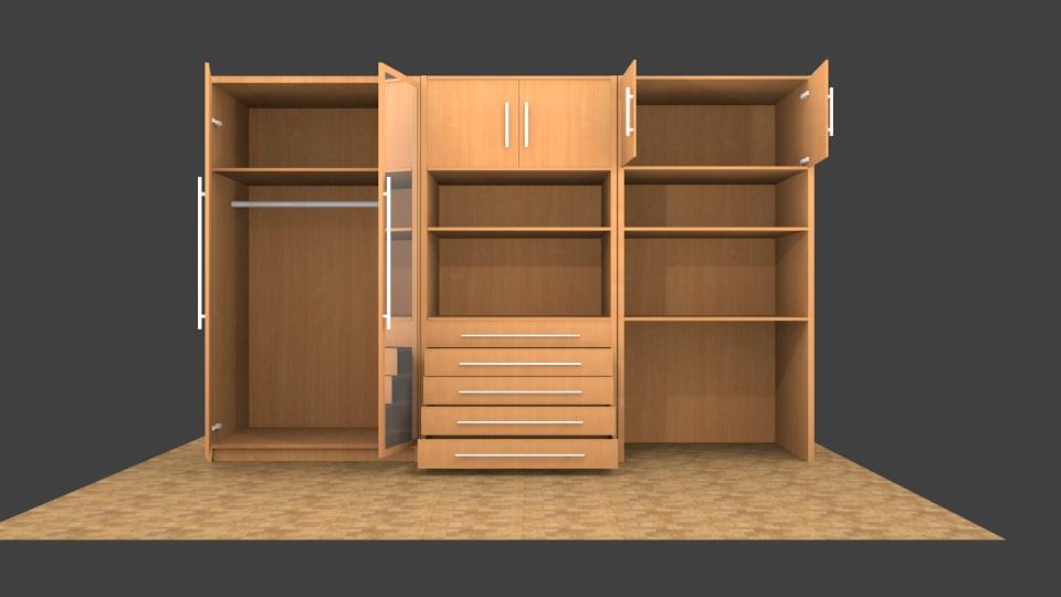 blend cupboard doors s